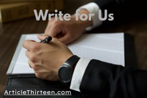 write for us lifestyle